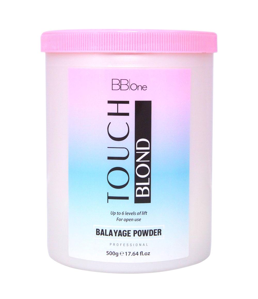 Пудра для осветления волос Touch Blond Balayage Powder BbOne