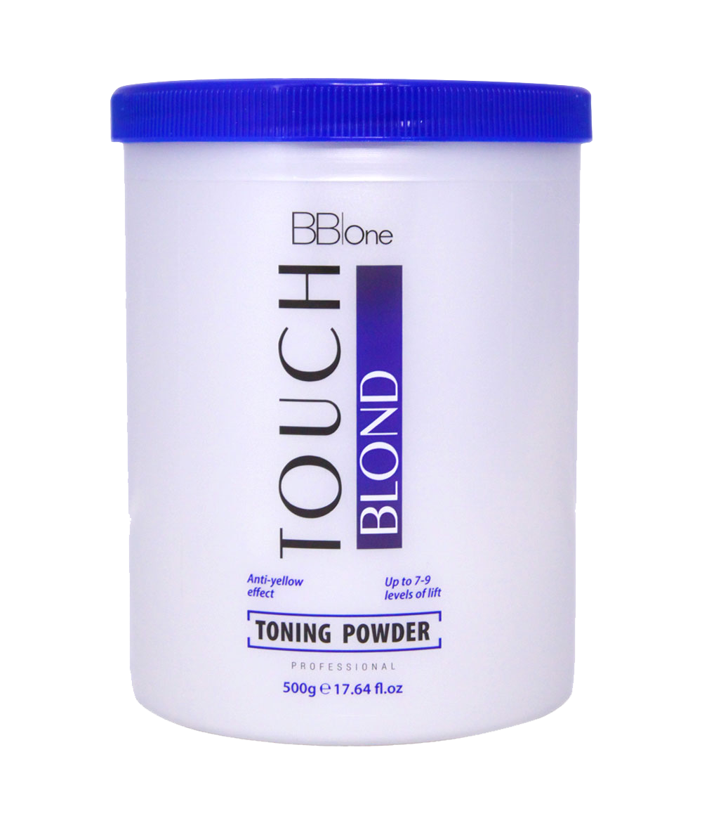 Пудра для осветления волос Touch Blond Toning Powder BbOne